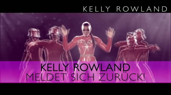 Kelly Rowland Trailer mit VÖ