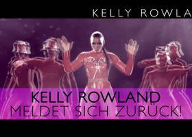 Kelly Rowland, Kelly Rowland Trailer mit VÖ