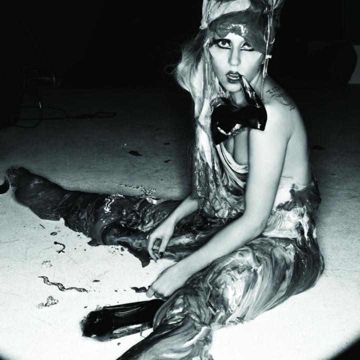 Lady Gaga Pressebilder 10/2011