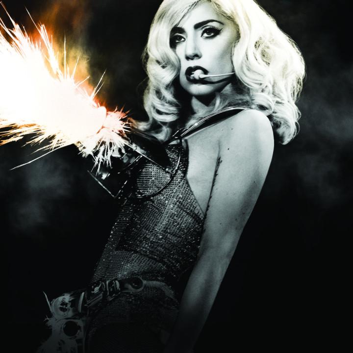 Lady Gaga Pressefoto 10/2011