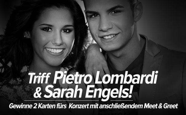 Pietro Lombardi, From Jackpot to Heartbeat: Trefft Pietro und Sarah