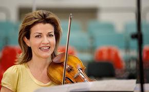 Anne-Sophie Mutter, Schön, schöner, Mendelssohn