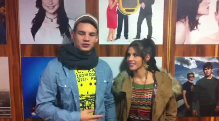 Triff Pietro & Sarah!