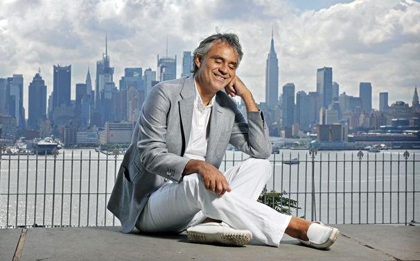 Andrea Bocelli, Jetzt ansehen: Der Trailer zu Concerto: One Night In Central Park