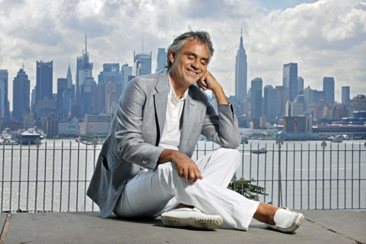 Andrea Bocelli New York 1