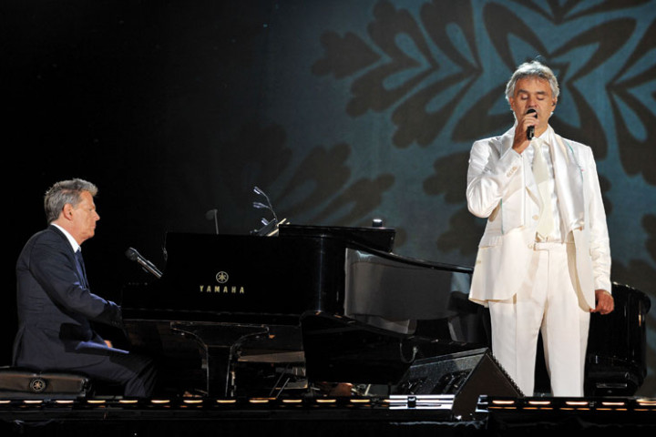 Andrea Bocelli New York 4