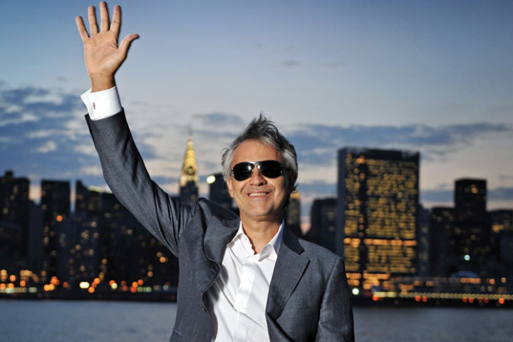 Andrea Bocelli New York 6