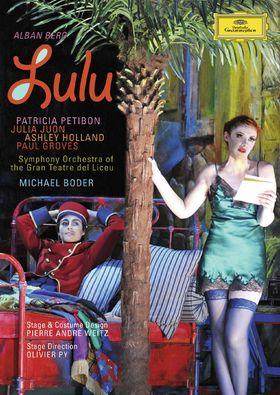 Patricia Petibon, Alban Berg: Lulu, 00044007346372