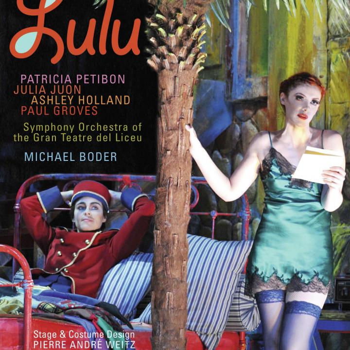 Patricia Petibon / Julia Juon / Ashley Holland / Paul Groves / Franz Grundheber Gran Teatre del Liceu, Barcelona / Michael Boder