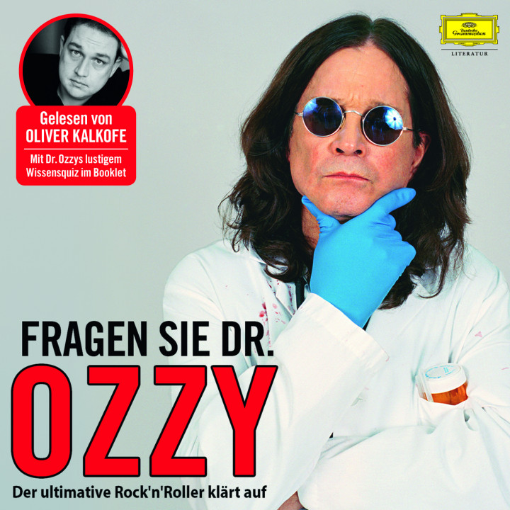 Ozzy Osbourne Cover