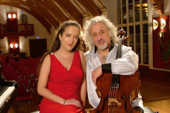 Mischa und Lily Maisky 2011