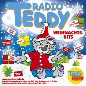 Radio Teddy, Radio Teddy Weihnachtshits, 00600753345436