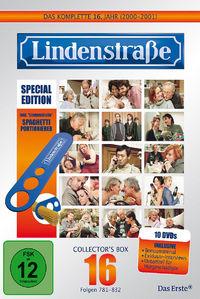 Lindenstraße, Die Collector's Box - Das 16. Jahr (Limited Edition), 00403298960274