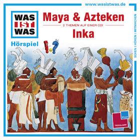 Was ist Was, 47: Maya & Azteken / Inka, 09783788629144