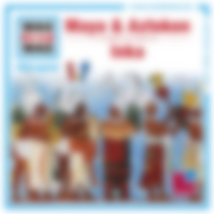 Folge 47: Maya & Azteken / Inka