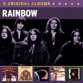 Rainbow, 5 Original Albums, 00600753343708