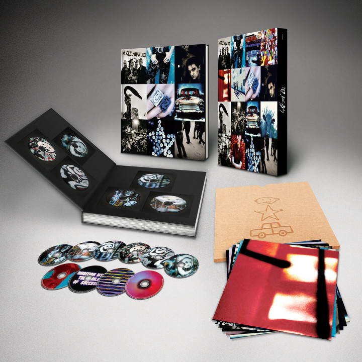 Achtung Baby (20th Anniversary) (Super Deluxe Edt.)