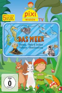 Pixi Wissen TV, 03: Meer/Tiefsee/Wale/Vulkane/Mondlandung, 00602527822259