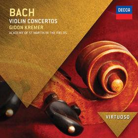 Virtuoso, Bach: J.S.: Violin Concertos, 00028947833482