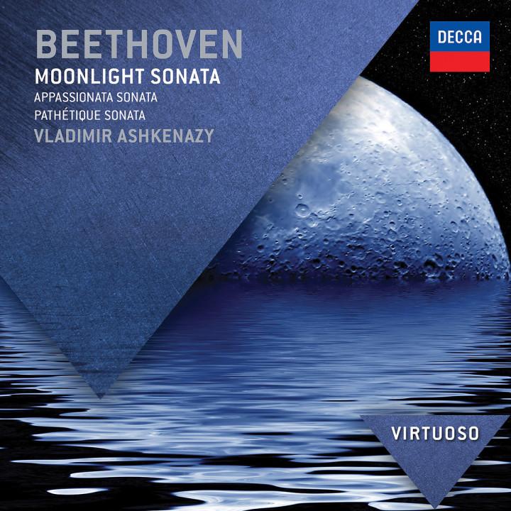 Beethoven: Moonlight Sonata; Appassionata Sonata; Pathétique Sonata