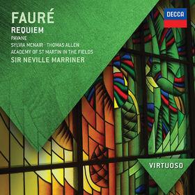 Virtuoso, Fauré: Requiem; Pavane, 00028947833543