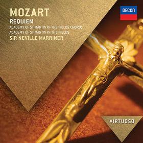 Virtuoso, Mozart: Requiem, 00028947833604