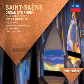 Virtuoso, Saint-Saens: Organ Symphony; Piano Concerto No.2, 00028947833635