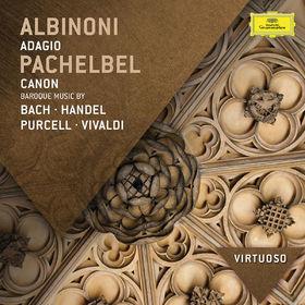 Virtuoso, Pachelbel: Canon - Baroque Music by Bach, Handel, Purcell, Vivaldi, 00028947833727