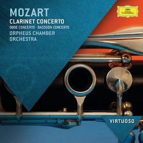 Virtuoso, Mozart: Clarinet Concerto; Oboe Concerto; Bassoon Concerto, 00028947833772