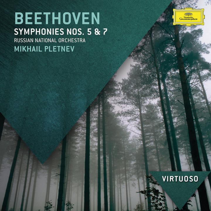 Beethoven: Symphony Nos. 5 & 7