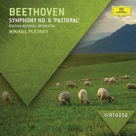 Virtuoso, Beethoven: Symphony No.6 - Pastoral; Symphony No.8, 00028947833802