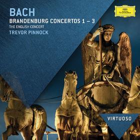 Virtuoso, Bach, J.S.: Brandenburg Concertos Nos.1 - 3, 00028947833840
