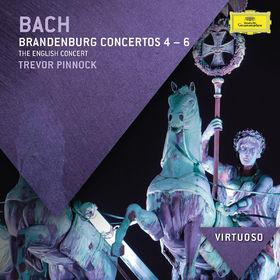Virtuoso, Bach, J.S.: Brandenburg Concertos Nos.4 - 6, 00028947833857