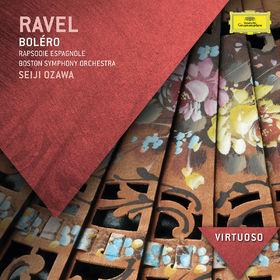 Virtuoso, Ravel: Boléro; Rapsodie Espagnole, 00028947833864