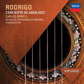 Virtuoso, Rodrigo: Concierto de Aranjuez; Fantasia, 00028947833628