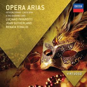 Luciano Pavarotti, Opera Arias - Nessun Dorma - Casta Diva - O Mio Babbino Caro, 00028947833680