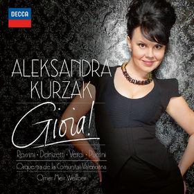 Aleksandra Kurzak, Gioia!, 00028947827306