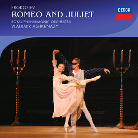 Vladimir Ashkenazy, Prokofiev: Romeo & Juliet, 00028947831006