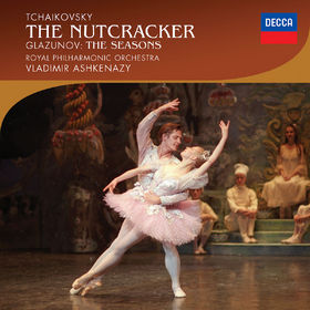 Vladimir Ashkenazy, Tchaikovsky: The Nutcracker, 00028947831068