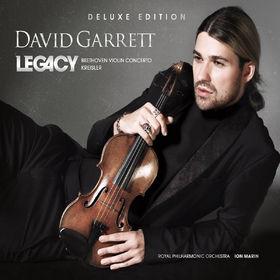 David Garrett, Legacy, 00602527854779