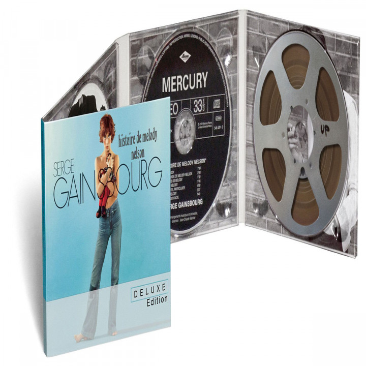 Histoire de Melody Nelson (Ltd. Deluxe Edition): Gainsbourg,Serge