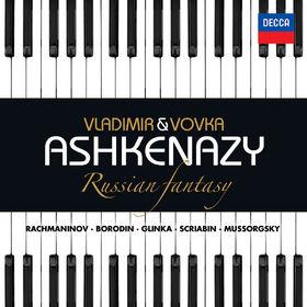 Vladimir Ashkenazy, Russian Fantasy, 00028947829409