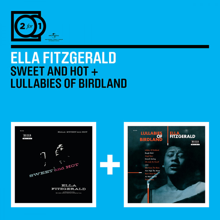 Lullabies Of Birdland / Sweet And Hot