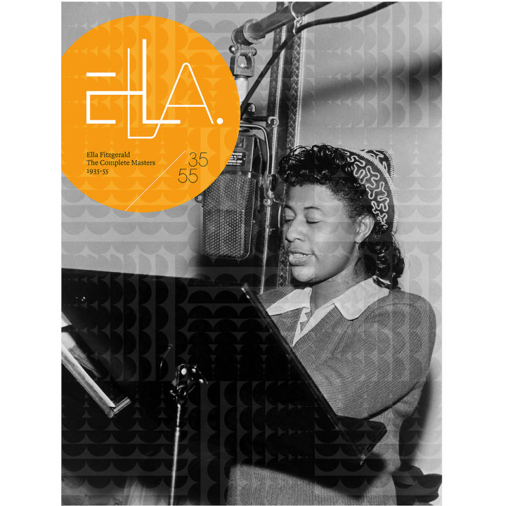 The Complete Masters 1935-1955: Fitzgerald,Ella