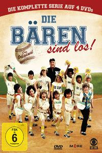 Die Bären sind los!, Die Bären sind los! - Die komplette Serie (4 DVD), 04032989602711