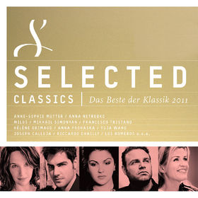 Selected Classics - Das Beste der Klassik 2011, 00028948058570