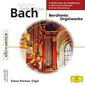 eloquence, Bach: Berühmte Orgelwerke (ELO), 00028948057801