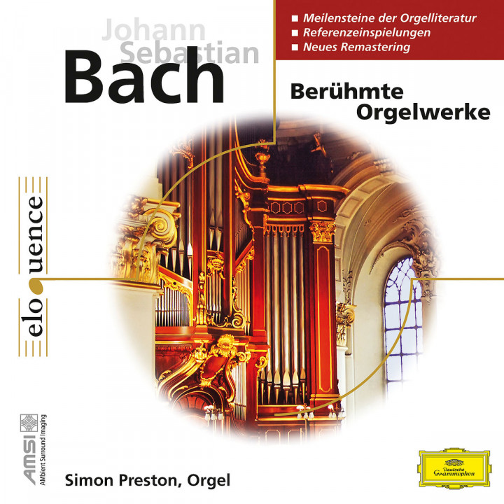 Bach: Berühmte Orgelwerke (ELO)