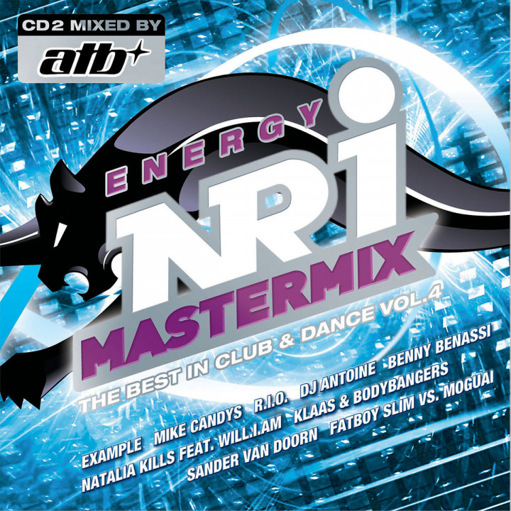 Energy Mastermix Vol. 4 feat. ATB