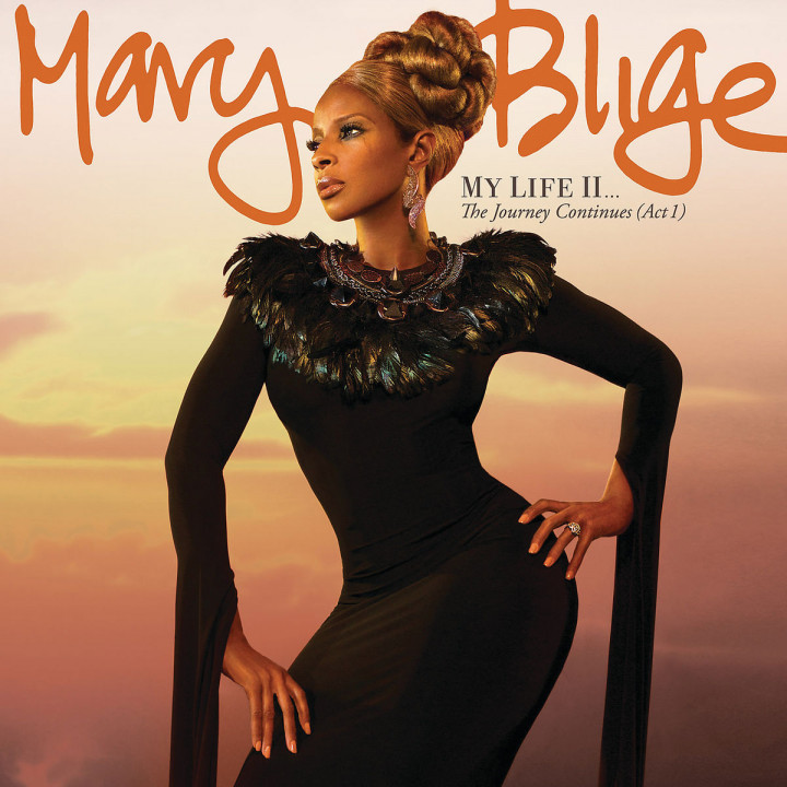 My Life II...The Journey Continues: Blige,Mary J